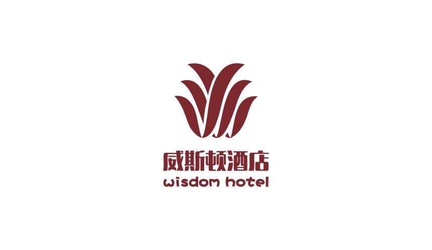 威斯顿酒店标志亿博登陆_商务酒店LOGO亿博登陆