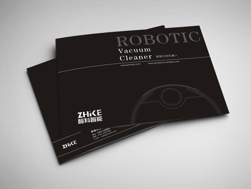 智能扫地机器人企业彩页亿博登陆