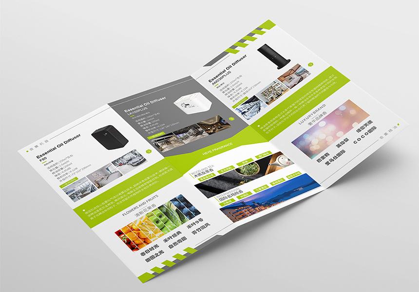 东莞印刷折页一般用什么纸多少克度的